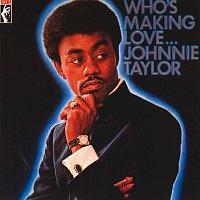 Přední strana obalu CD Who's Making Love...
