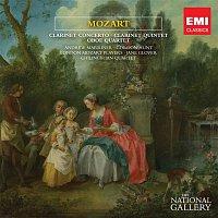 Andrew Marriner, Chilingirian Quartet – Mozart Clarinet Concerto & Quintet, Oboe Quartet (The National Gallery Collection)