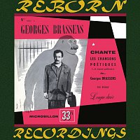 Georges Brassens – 1 Chante... Les Chansons Poétiques (...et Souvent Gaillardes) de... Georges Brassens (HD Remastered)