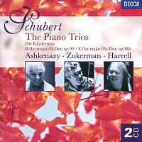 Přední strana obalu CD Schubert: Piano Trios Nos. 1 & 2