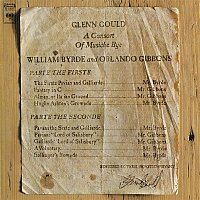 Glenn Gould – A Consort of Musicke Bye William Byrde and Orlando Gibbons - Gould Remastered