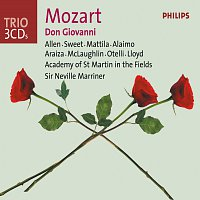 Academy of St. Martin in the Fields, Sir Thomas Allen, Francisco Araiza – Mozart: Don Giovanni [3 CDs]