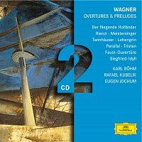 Eugen Jochum, Karl Bohm, Herbert von Karajan, Rafael Kubelík, Otto Gerdes – Wagner: Overtures & Preludes