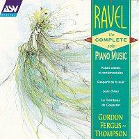 Přední strana obalu CD Ravel: The Complete Solo Piano Music Vol. 1