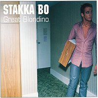 Přední strana obalu CD Great Blondino