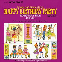 Rosemary Rice, Cast – Songs and Games for a Happy Birthday