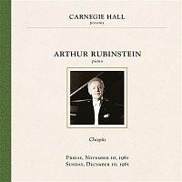 Arthur Rubinstein – Arthur Rubinstein at Carnegie Hall New York City, November 10 & December 10, 1961