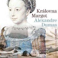 Přední strana obalu CD Dumas: Královna Margot (MP3-CD)