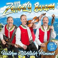 Přední strana obalu CD Unterm Zillertaler Himmel - Urig & echt