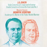 Henryk Szeryng, Academy of St. Martin in the Fields, Sir Neville Marriner – Bach, J.S.: Violin Concerto Nos. 1 & 2; Concerto for 2 Violins