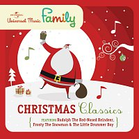 Různí interpreti – Christmas Classics Featuring Rudolph The Red-Nosed Reindeer, Frosty The Snowman & The Little Drummer Boy