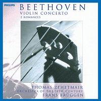 Thomas Zehetmair, Orchestra Of The 18th Century, Frans Bruggen – Beethoven: Violin Concerto; 2 Romances