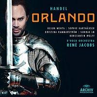 Přední strana obalu CD Handel: Orlando