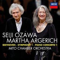 Martha Argerich, Mito Chamber Orchestra, Seiji Ozawa – Beethoven: Piano Concerto No.1 in C Major, Op.15: 3. Rondo (Allegro scherzando) [Live]