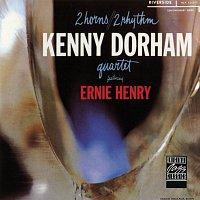 Přední strana obalu CD Two Horns, Two Rhythms