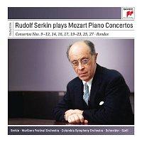 Rudolf Serkin, Alexander Schneider, Columbia Symphony Orchestra, Wolfgang Amadeus Mozart – Rudolf Serkin Plays Mozart Piano Concertos