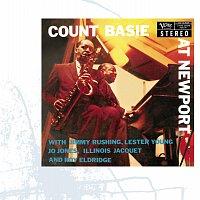 Přední strana obalu CD Count Basie At Newport