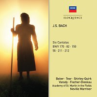Sir Neville Marriner, Academy of St. Martin in the Fields, Julia Varady – J.S. Bach: Six Cantatas