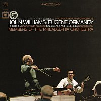 Eugene Ormandy, Joaquín Rodrigo, John Williams, Members of the Philadelphia Orchestra – John Williams - Two Favorite Guitar Concertos