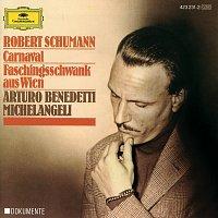 Arturo Benedetti Michelangeli – Schumann: Carnaval Op.9; Faschingsschwank aus Wien Op.26
