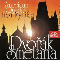 Panochovo kvarteto – Smetana/Dvořák: Smyčcový kvartet č. 1 - Smyčc. kvartet Americký