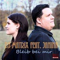 Přední strana obalu CD Bleib bei mir (feat. Janina)