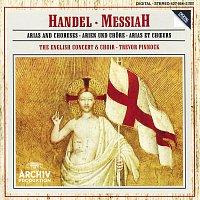 Arleen Augér, Anne Sofie von Otter, Michael Chance, Howard Crook, John Tomlinson – Handel: Messiah - Arias and Choruses