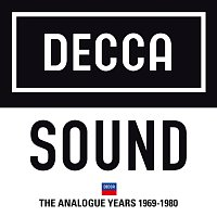 Přední strana obalu CD Decca Sound: The Analogue Years 1969 – 1980