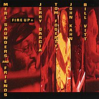 Merl Saunders & Friends – Fire Up+