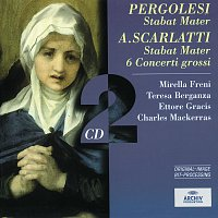Scarlatti Napoli Orchestra, Ettore Gracis, Paul Kuentz Chamber Orchestra – Pergolesi: Stabat Mater / Scarlatti: Stabat Mater; 6 Concerti grossi
