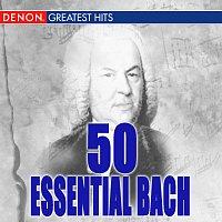Různí interpreti – 50 Essential Bach