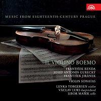 Lenka Torgersen – Il Violino Boemo. Hudba Prahy 18. století