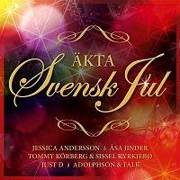 Blandade Artister – Akta svensk jul