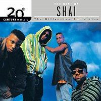 Přední strana obalu CD 20th Century Masters: The Millennium Collection: Best Of Shai