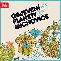 Přední strana obalu CD Nohejl: Objevení planety Michovice