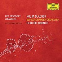 Kolja Blacher, Mahler Chamber Orchestra, Claudio Abbado – Stravinsky, Berg: Violin Concertos