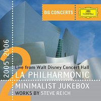 Los Angeles Philharmonic, Stefan Asbury – Steve Reich: Variations for Winds; Three Movements; Tehillim