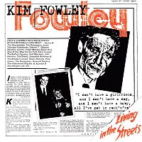 Kim Fowley – Living In The Streets
