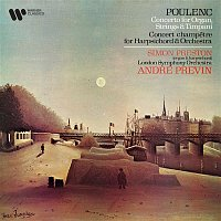 Simon Preston, London Symphony Orchestra & André Previn – Poulenc: Concerto for Organ, Strings and Timpani & Concert champetre
