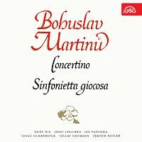 Česká filharmonie/Košler, Neumann – Martinů: Concertino, Sinfonietta giocosa