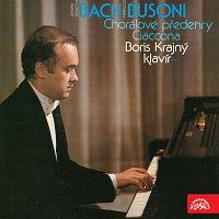 Boris Krajný – Bach, Busoni: Chorálové předehry, Ciaccona