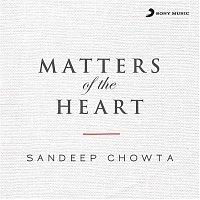 Přední strana obalu CD Matters of the Heart