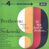 """London Symphony Orchestra, Leopold Stokowski – Beethoven: Symphony No.9 - """"Choral"""""""