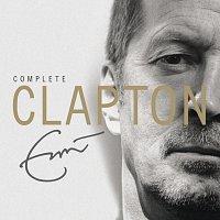 Přední strana obalu CD Complete Clapton