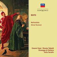Tullio Serafin, Orchestra dell'Accademia Nazionale di Santa Cecilia, Cesare Siepi – Boito: Mefistofele (Great Scenes)