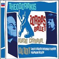 Přední strana obalu CD Theodorakis: Zorbas Ballet, etc.