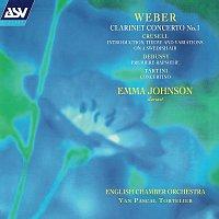 Emma Johnson, English Chamber Orchestra, Yan Pascal Tortelier – Weber: Clarinet Concerto No.1; Tartini: Concertino etc