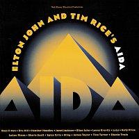 Přední strana obalu CD Aida