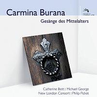Catherine Bott, Michael George, New London Consort, Philip Pickett – Carmina Burana - Gesange des Mittelalters [Audior]