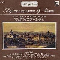 Česká filharmonie, Dvořákův komorní orchestr – Mozart: Sinfonie concertanti pro housle, pro hoboj...